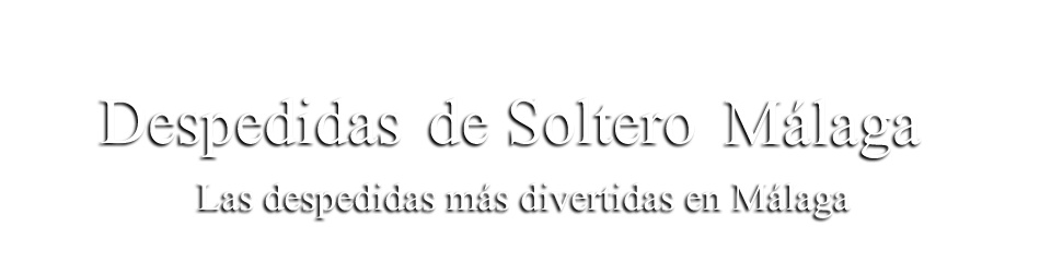 Despedidas de soltero en Málaga y Costa del Sol Logo