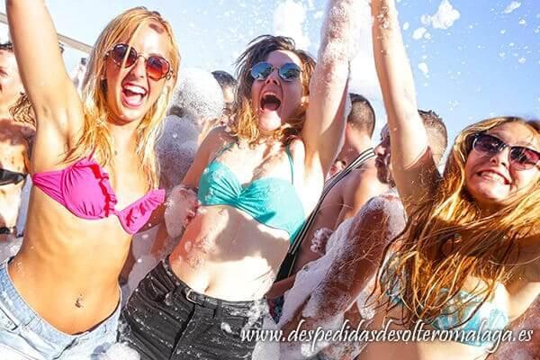Beach Clubs: Días de playa en Málaga