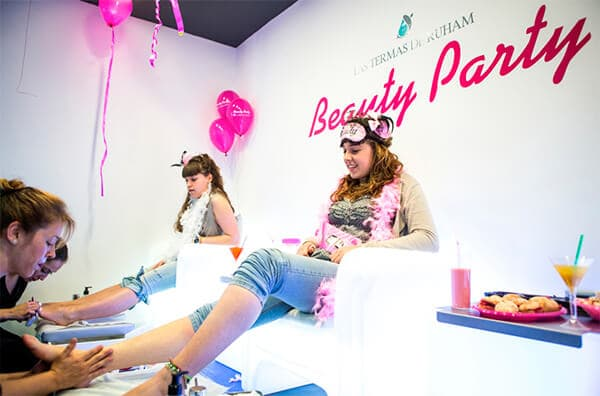 Beauty Party en Málaga