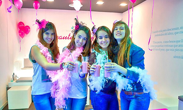 Beauty Party en Málaga 3