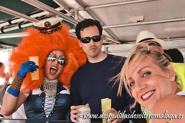 Boat Party Málaga 12