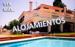 Hoteles, hostales y Chalets