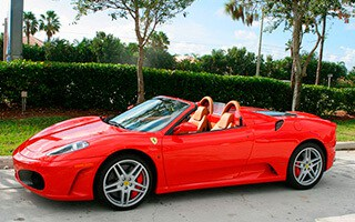 Alquiler Ferrari F430 Cabrio en Málaga