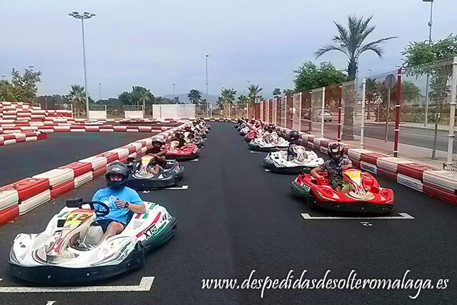 Karting Outdoor Málaga capital