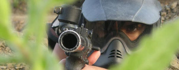 Paintball en Málaga