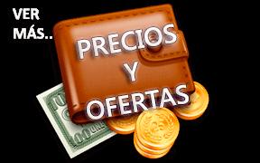 Precios y Ofertas