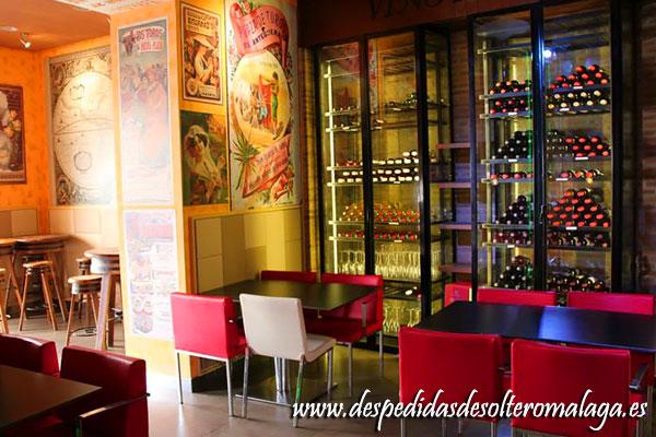 Restaurante Casero en el centro de Málaga