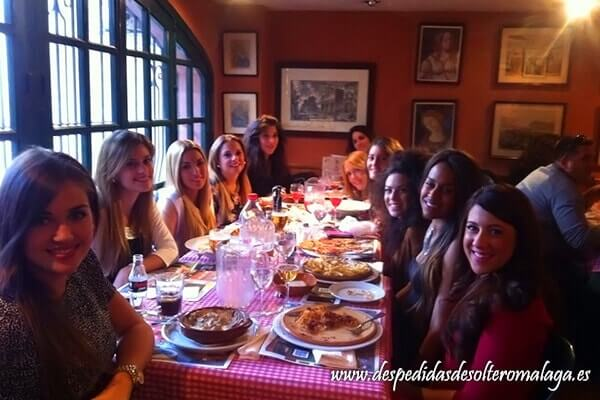 Restaurante Italiano junto Plaza de la Merced
