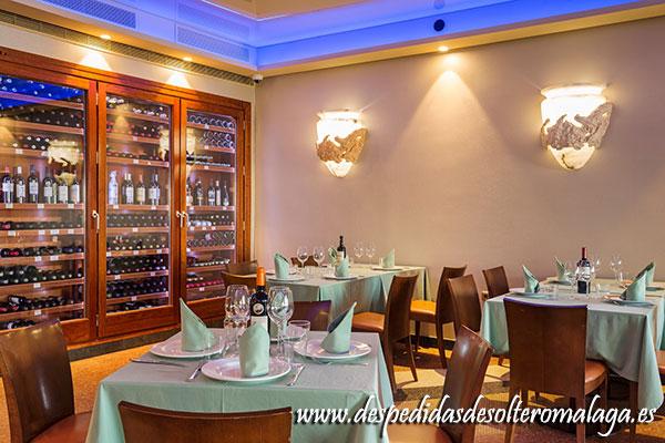 Restaurante italiano Puerto Marina