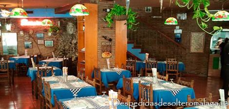 Restaurante en Málaga zona La Malagueta