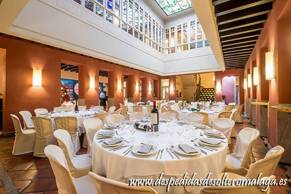 Restaurante Patios de Beatas Málaga centro