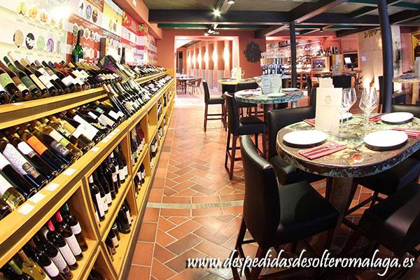 restaurante patios de beatas malaga centro 2