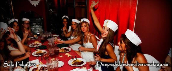 Restaurantes para despedidas en Benalmádena Málaga