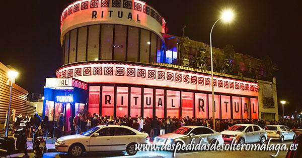 Pack Málaga en Sala Ritual