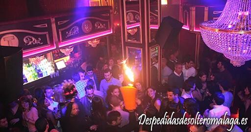 Sala Theatro Club VIP Málaga 1