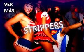 Strippers en Málaga